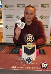José Carro en Electra Rioja Gran Casino