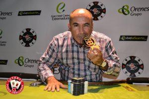 Pedro Calabuig en Gran Casino Extremadura