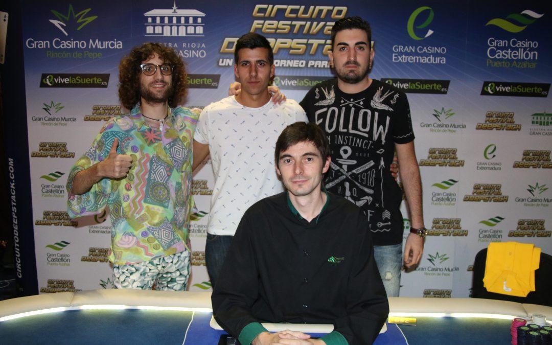 Batiendo cifra récord de asistencia en la 3ª etapa del Levante Poker Challenge del Gran Casino Castellón
