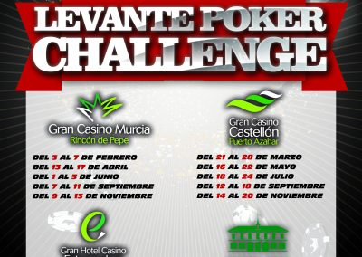 cartel levante poker general 2016