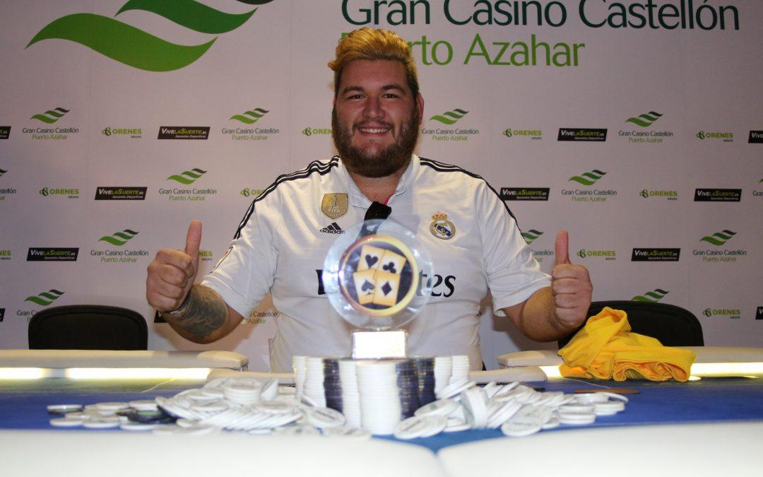 Panades se alza con el trofeo del Levante Poker Challenge de Gran Casino Castellón en su cuarta parada