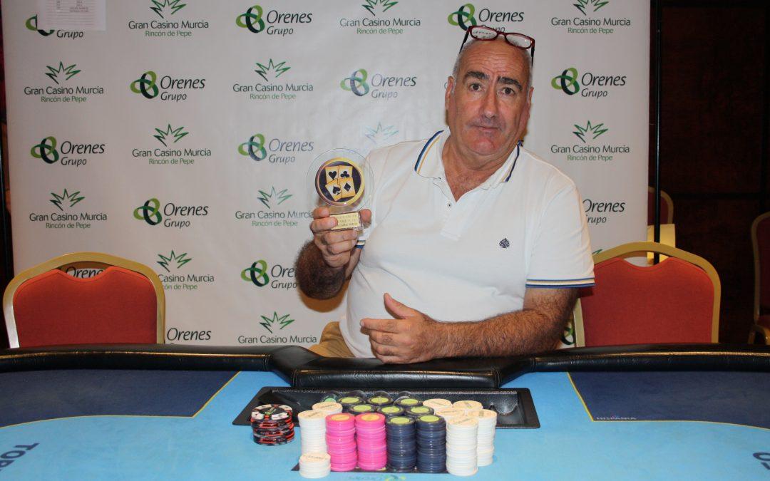 El Levante Poker Challenge de septiembre en Gran Casino Murcia acaba en pacto