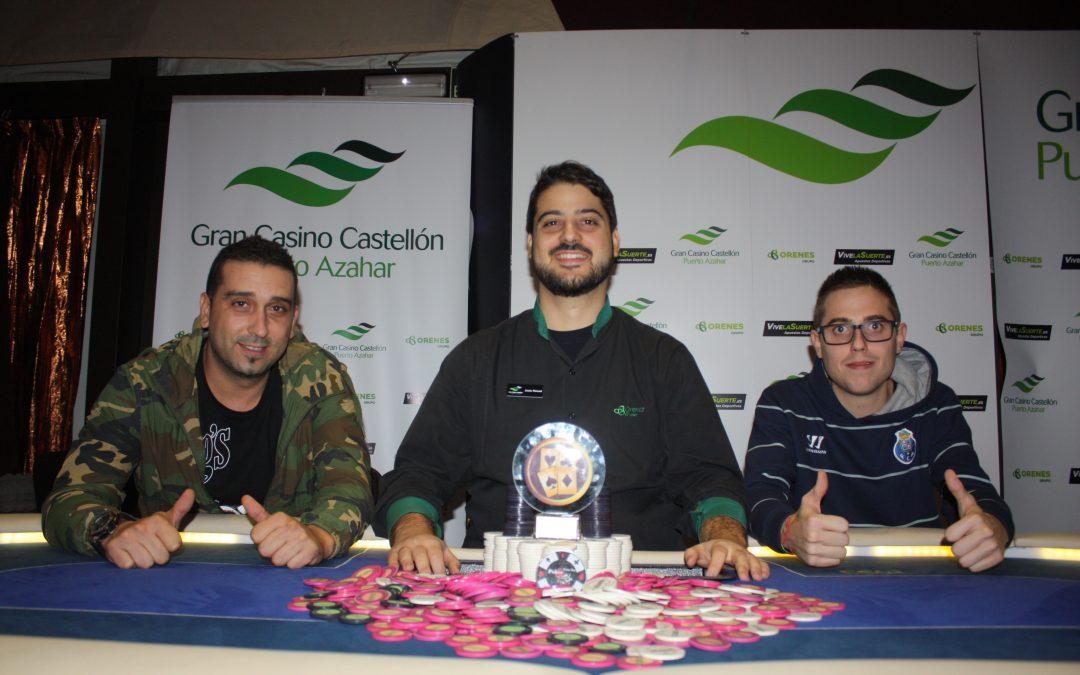 La última etapa del Levante Poker Challenge en Gran Casino Castellón eleva el bote para la Gran Final a más de 33.000€
