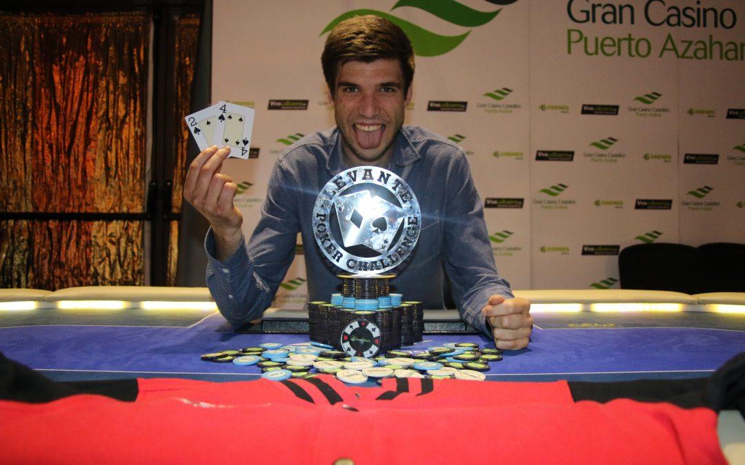 Más de 400 participantes se reúnen en el Levante Poker Challenge de Gran Casino Castellón en Semana Santa