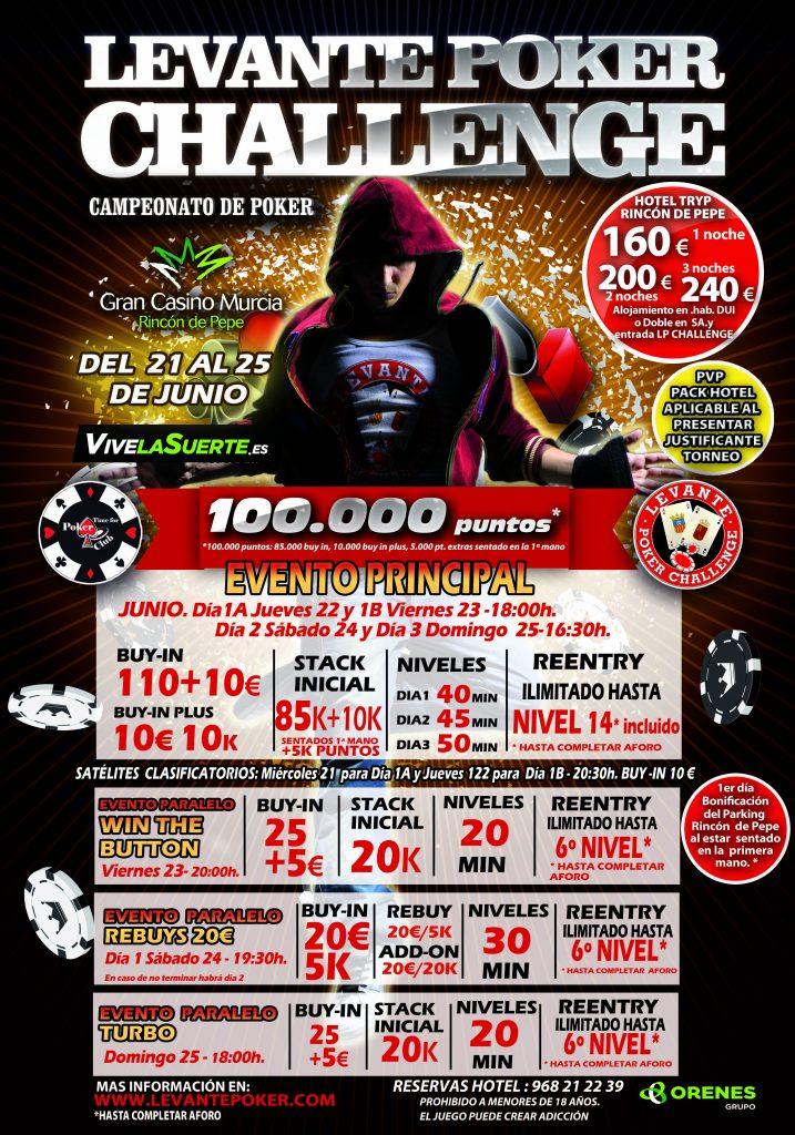 cartel LPC MURCIA 2017 OK