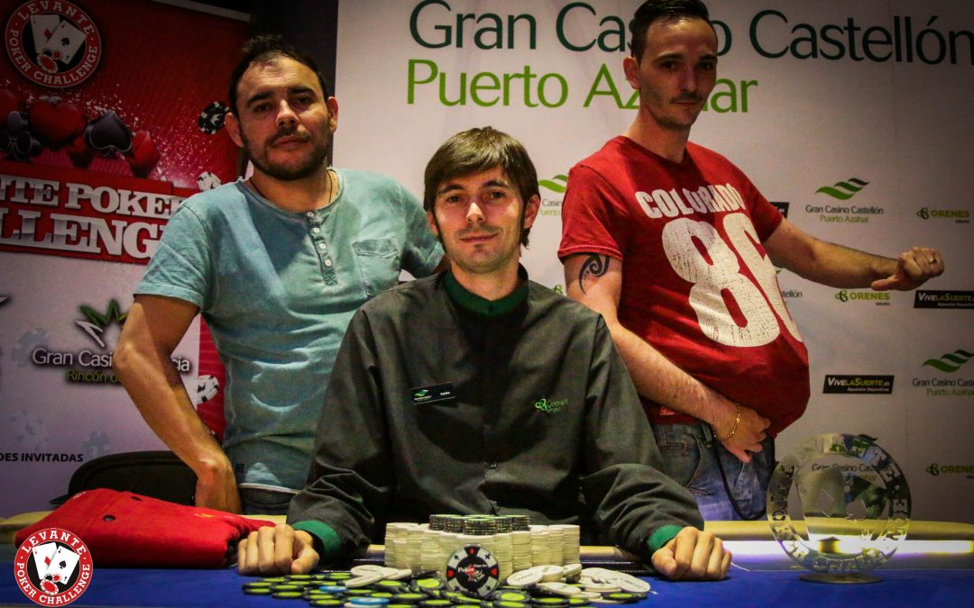 El Levante Poker Challenge de Gran Casino Castellón en julio acaba en pacto tras un multitudinario encuentro
