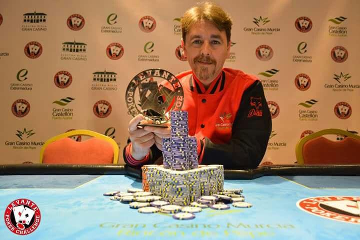 La final del Levante Poker Challenge de marzo en Gran Casino Murcia acabó en HU