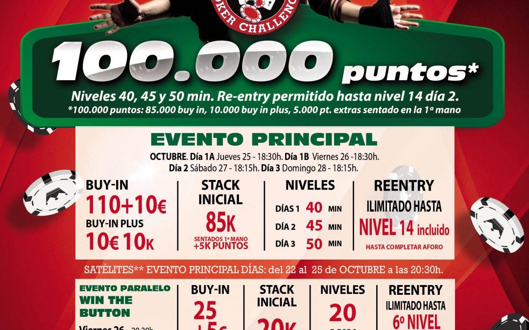 La segunda cita del Levante Poker Challenge en Electra Rioja Gran Casino comienza esta semana