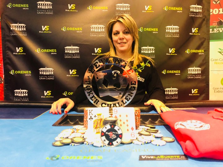 La segunda etapa que celebró Electra Rioja Gran Casino batió récord de asistencia en este casino