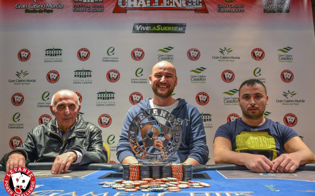 Impresionante Gran Final Levante Poker 2018 en Gran Casino Murcia Rincón de Pepe