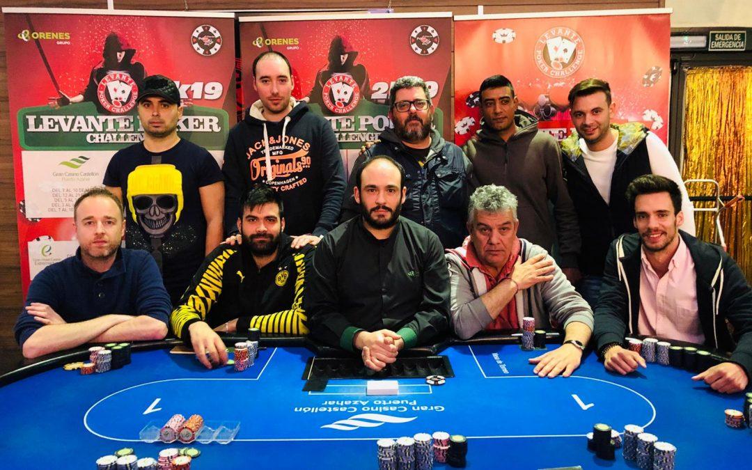 El Levante Poker Challenge se vuelve a hacer grande en Gran Casino Castellón para Semana Santa