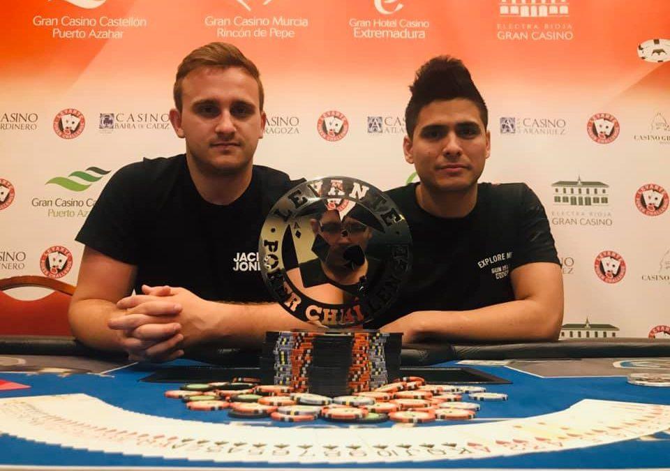 El segundo Levante Poker Challenge del año en Logroño se decide por pacto