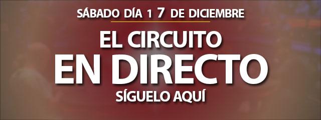 Sigue en Directo el Día 1 (Badajoz)