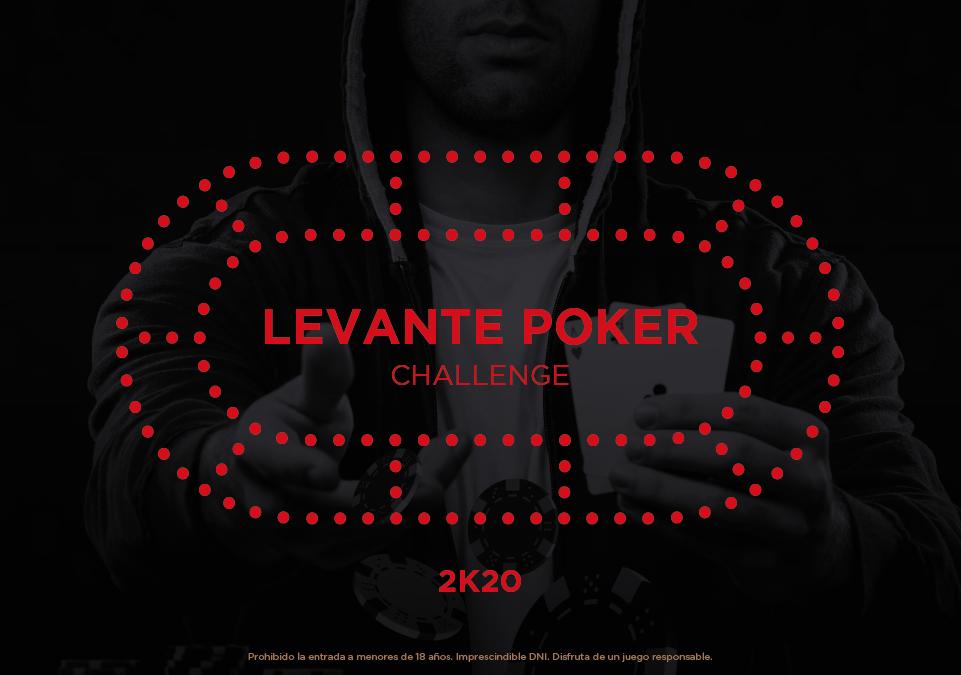 Calendario 2k20 Levante Poker Challenge