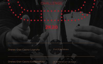 Arranca la primera etapa del Levante Poker Challenge 2k20 en Orenes Gran Casino Logroño
